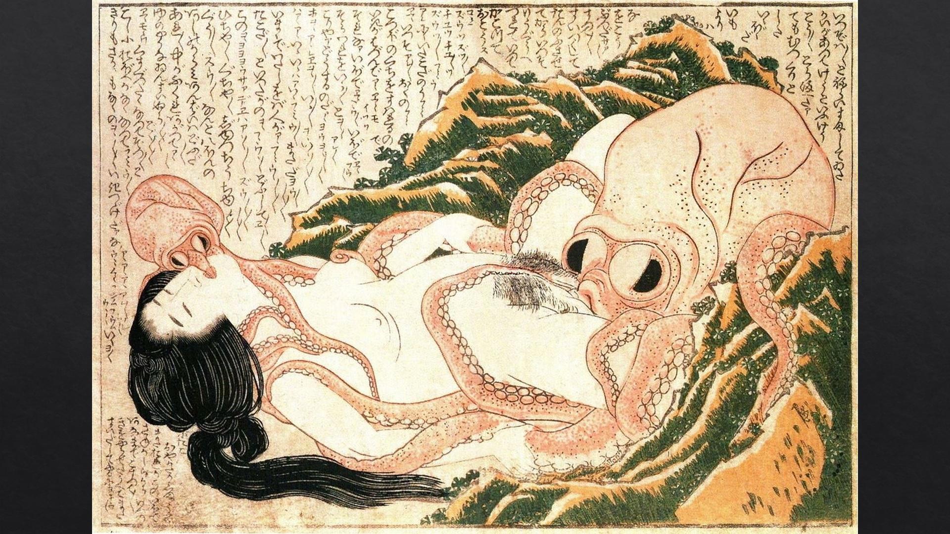 hentai il sogno della moglie del pescatore