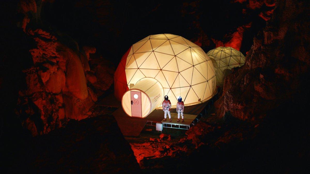 astroland missione marte