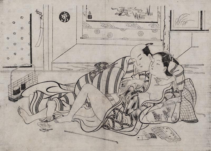 hentai opera storica giapponese