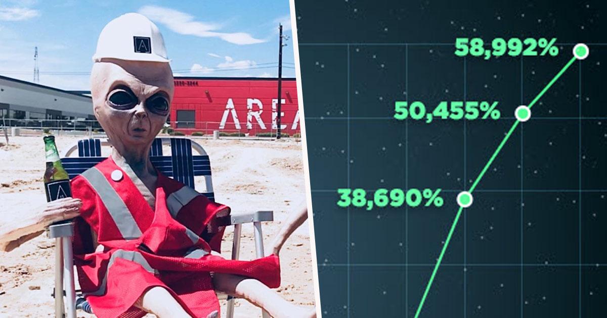 area 51 pornhub ricerche alieni