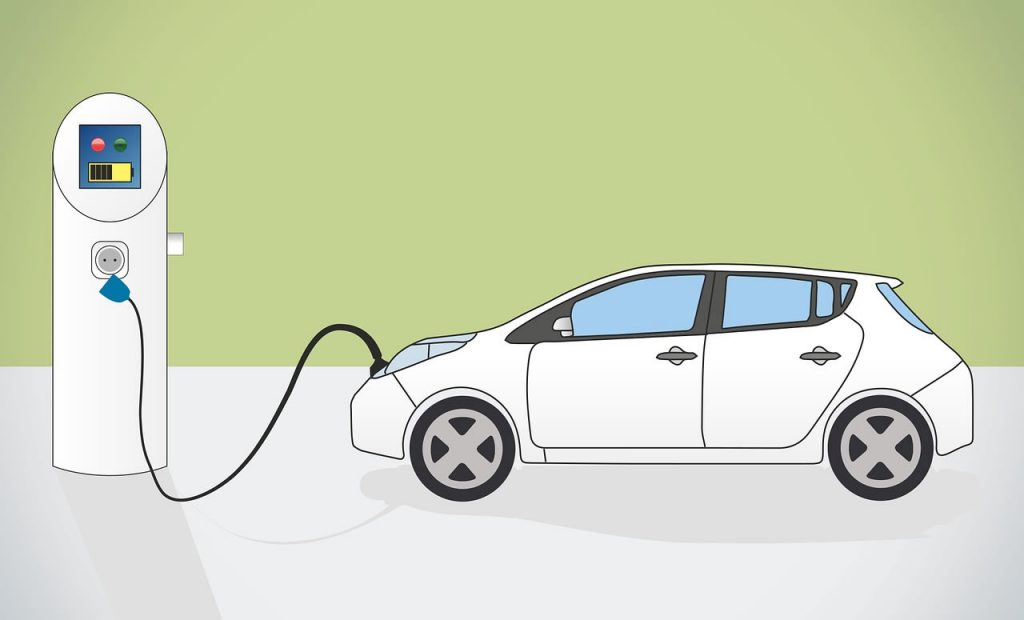 auto elettriche ricarica