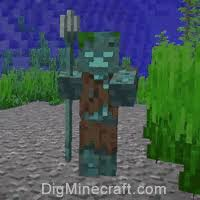 drowned minecraft