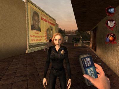 Schermata del gioco