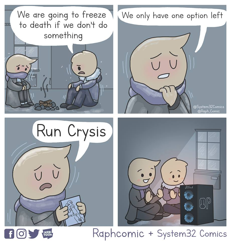 Run crysis