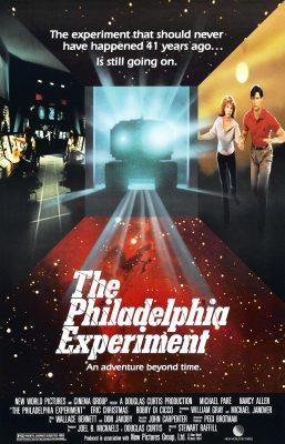 Locandina del film the philadelphia experiment