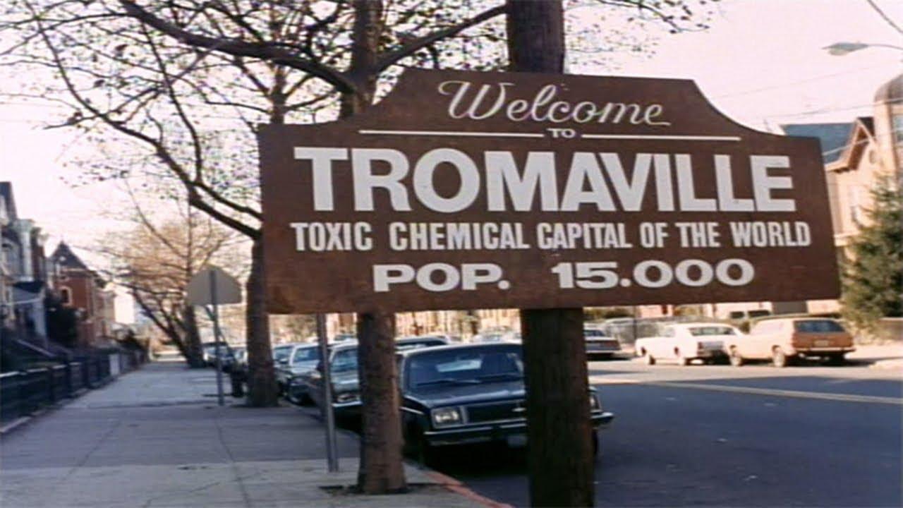 Entrata di Tromaville