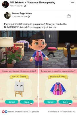 animal crossing robbie rotten