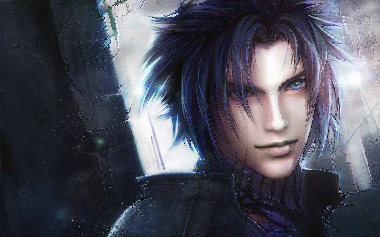 Zack Fair Final Fantasy