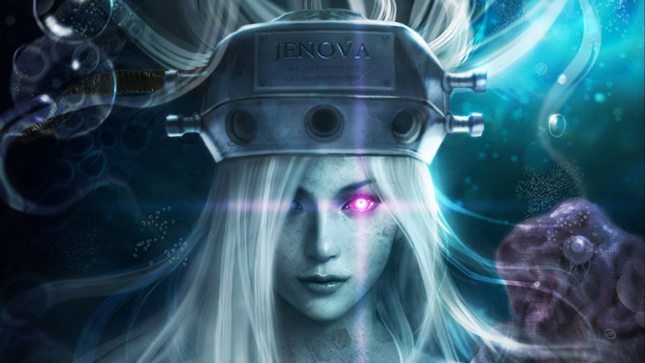 Jenova, Final fantasy VII