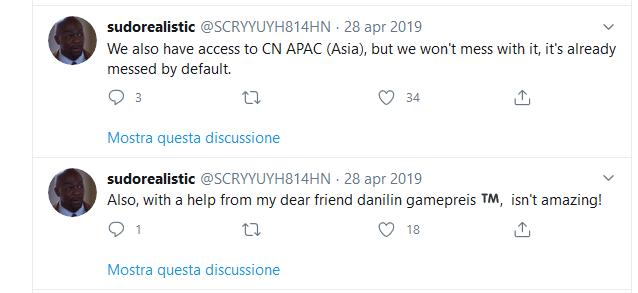 Server Asiatici