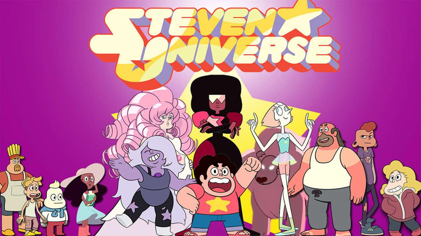 storia di cartoon network steven universe