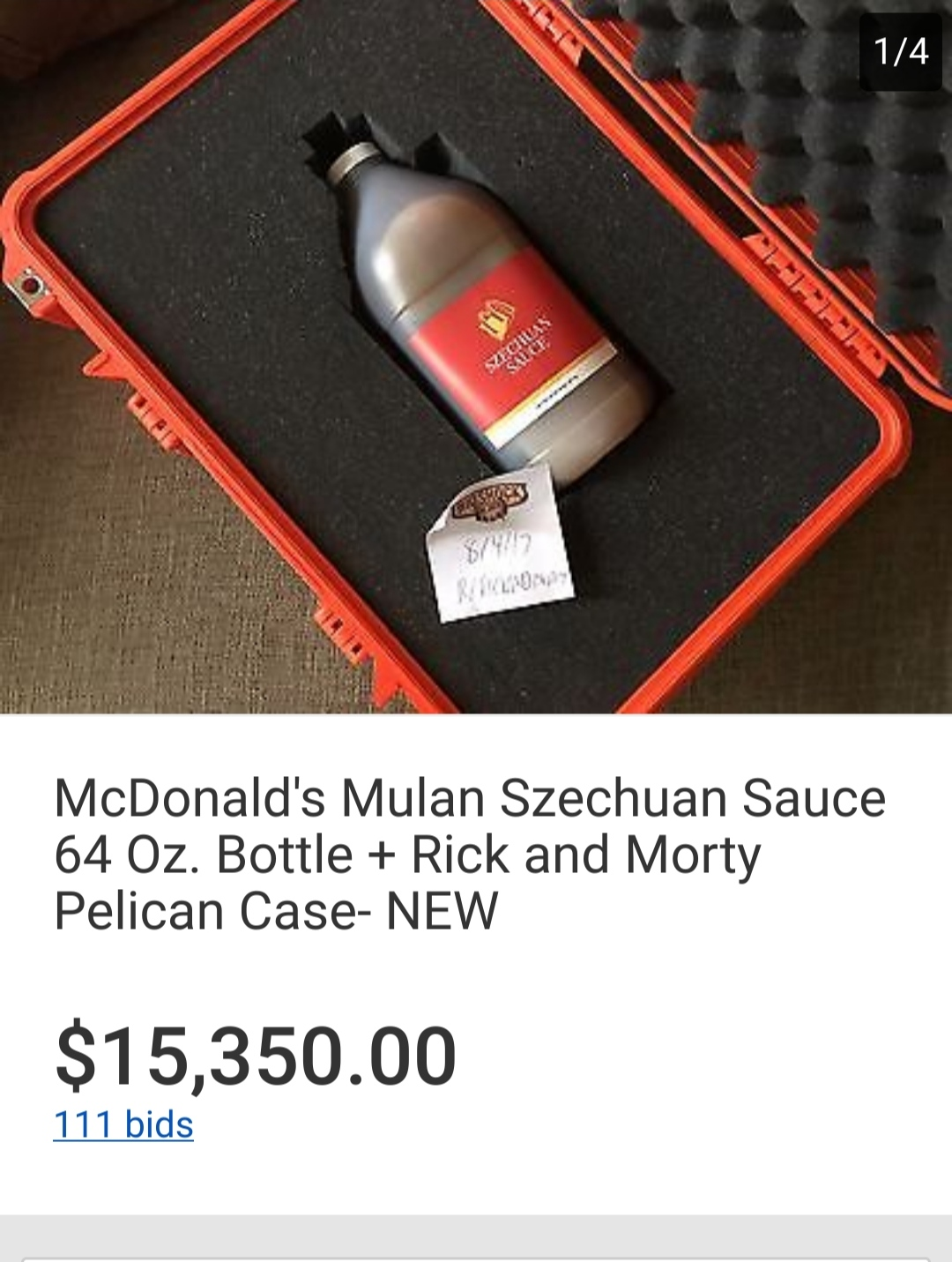 rick and morty sauce