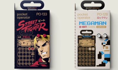 pocket operator capcom series