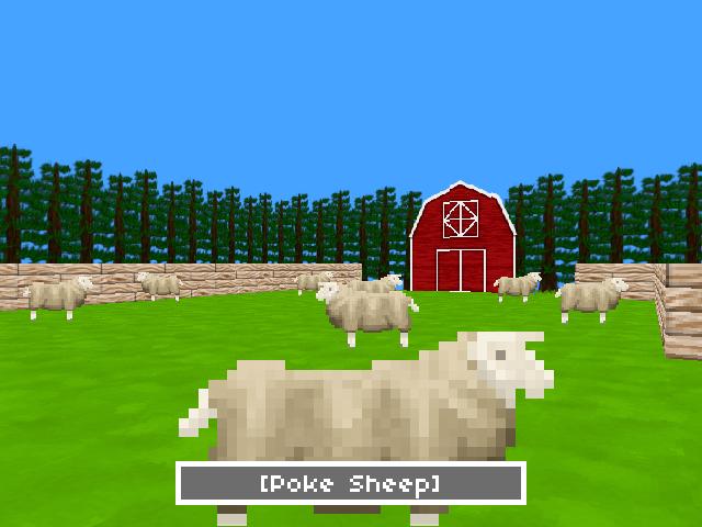 moirai sheep