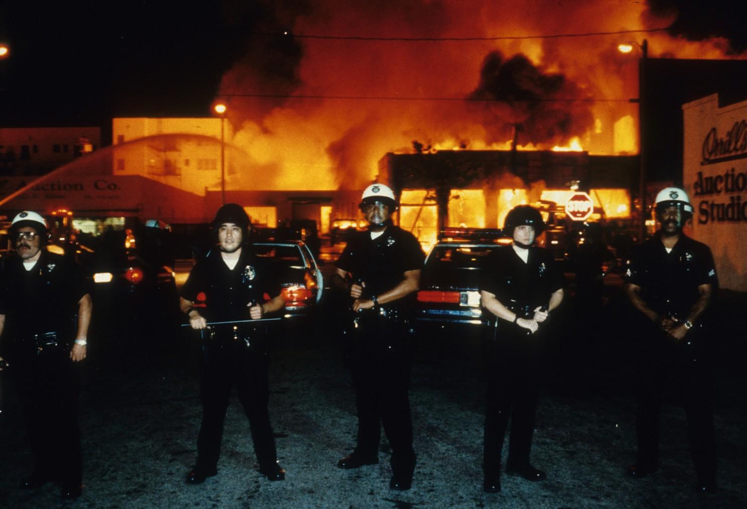 Rivolta 1992
