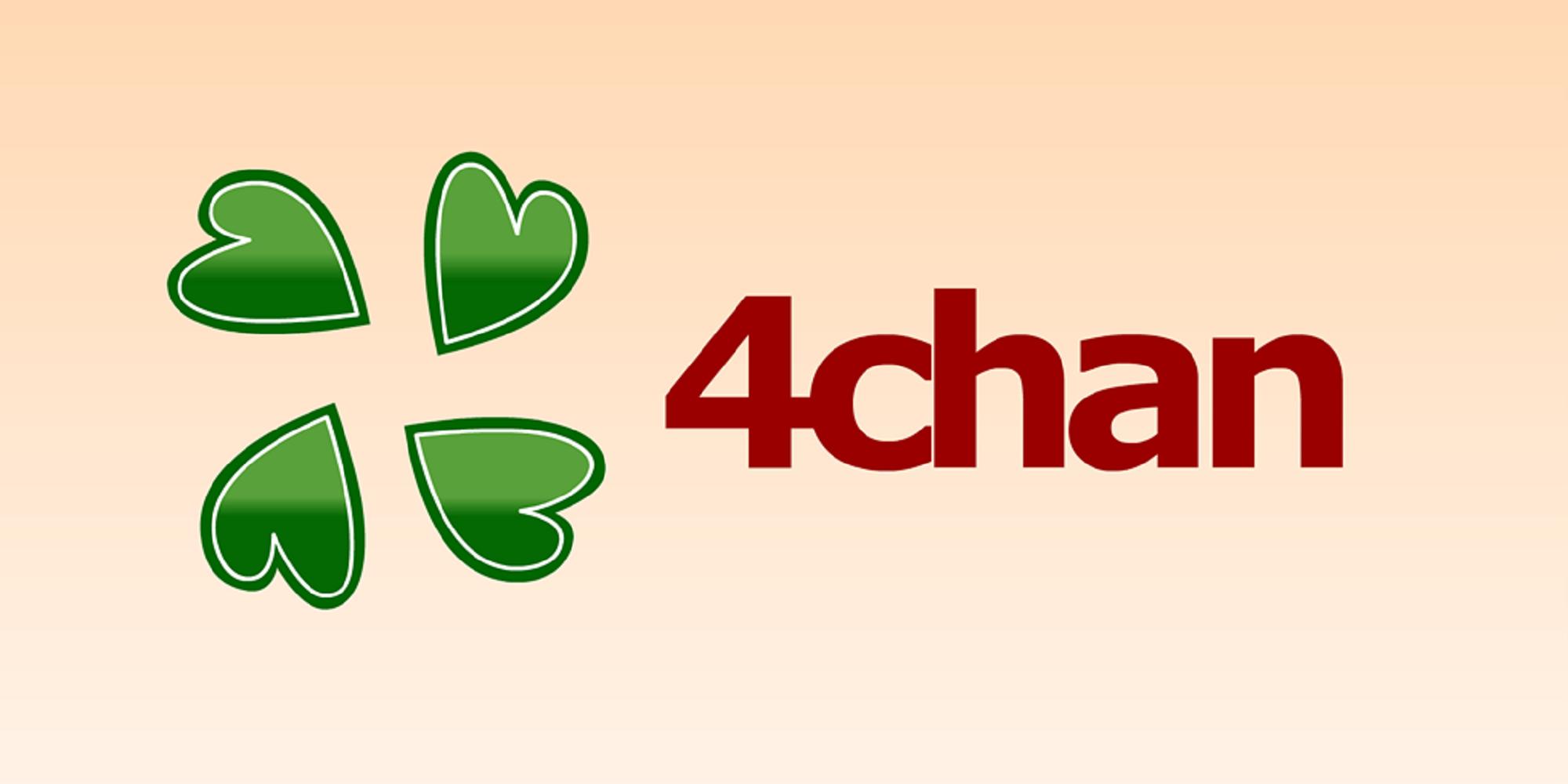 logo di 4Chan, l'imageboard che rese Boxxy popolare
