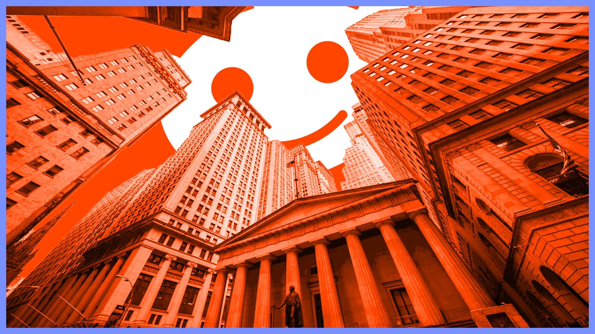 Reddit; Wall Street